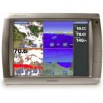 Garmin Gpsmap 5215 Touch-screen Network Display W/ Coastal Maps