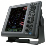 Furuno 1835 4kw 10.4″ Lcd Color Radar W/24″ Dome & 15m Cable