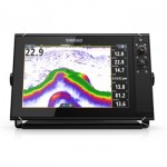 Simrad NSS12 Evo3 Chartplotter Fishfinder with Insight Mapping