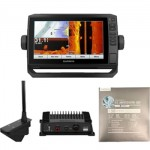 Garmin Echomap Plus 93sv With Livescope And Lakevu G3 Ultra West Bundle