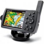 Garmin Gpsmap 478 Gps Chartplotter W/pre-loaded Marine And Road Maps