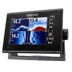 Simrad Go7 Xsr With Cmap Charts And Active Imaging Transducer