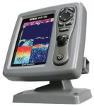 Si-tex Cvs 126 Dual Frequency Color Fishfinder